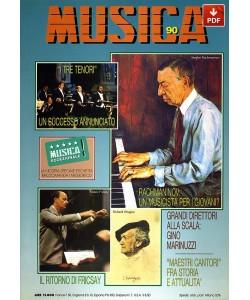 MUSICA n. 090 - Febbraio-Marzo 1995 (PDF)