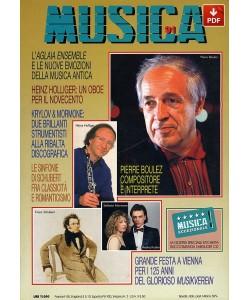 MUSICA n. 091 - Aprile-Maggio 1995 (PDF)