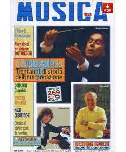 MUSICA n. 103 - Aprile-Maggio 1997 (PDF)