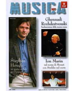 MUSICA n. 107 - Marzo-Aprile 1998 (PDF)