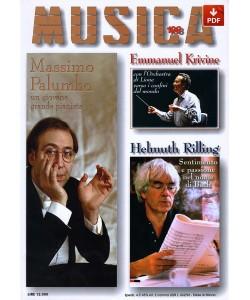 MUSICA n. 108 - Maggio-Giugno 1998 (PDF)