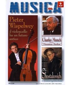 MUSICA n. 109 - Agosto-Settembre 1998 (PDF)