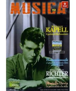 MUSICA n. 112 - Giugno-Luglio 1999 (PDF)