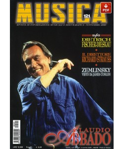 MUSICA n. 121 - Novembre 2000 (PDF)