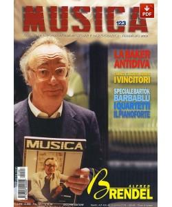 MUSICA n. 123 - Febbraio 2001 (PDF)