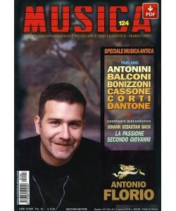 MUSICA n. 124 - Marzo 2001 (PDF)