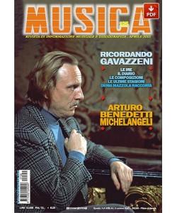 MUSICA n. 125 - Aprile 2001 (PDF)