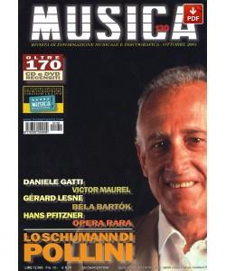 MUSICA n. 130 - Ottobre 2001 (PDF)