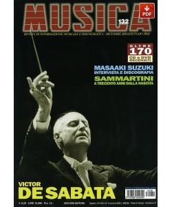 MUSICA n. 132 - Dicembre 2001-Gennaio 2002 (PDF)