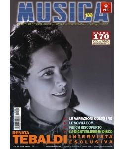 MUSICA n. 133 - Febbraio 2002 (PDF)