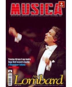 MUSICA n. 151 - Novembre 2003 (PDF)
