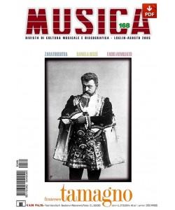 MUSICA n. 168 - Luglio-Agosto 2005 (PDF)