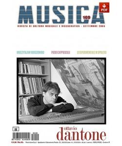 MUSICA n. 169 - Settembre 2005 (PDF)
