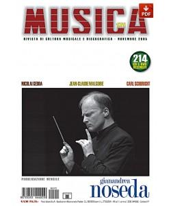 MUSICA n. 171 - Novembre 2005 (PDF)