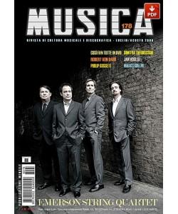 MUSICA n. 178 - Luglio-Agosto 2006 (PDF)