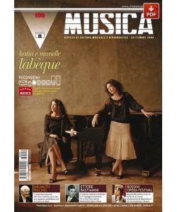 MUSICA n. 199 - Settembre 2008 (PDF)