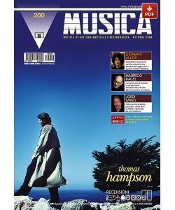 MUSICA n. 200 - Ottobre 2008 (PDF)