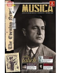 MUSICA n. 201 - Novembre 2008 (PDF)