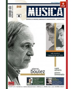 MUSICA n. 215 - Aprile 2010 (PDF)