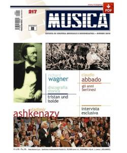 MUSICA n. 217 - Giugno 2010 (PDF)