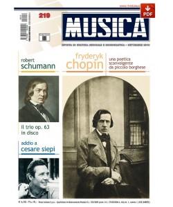 MUSICA n. 219 - Settembre 2010 (PDF)