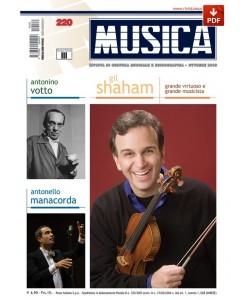 MUSICA n. 220 - Ottobre 2010 (PDF)