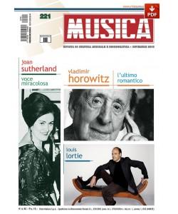 MUSICA n. 221 - Novembre 2010 (PDF)