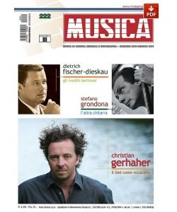 MUSICA n. 222 - Dicembre 2010-Gennaio 2011 (PDF)