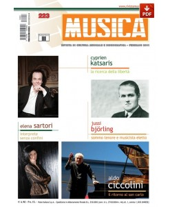MUSICA n. 223 - Febbraio 2011 (PDF)