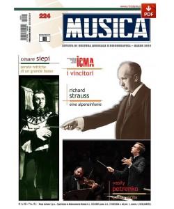 MUSICA n. 224 - Marzo 2011 (PDF)