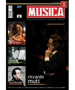 MUSICA n. 227 - Giugno 2011 (PDF)