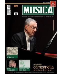 MUSICA n. 231 - Novembre 2011 (PDF)