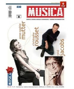 MUSICA n. 232 - Dicembre 2011-Gennaio 2012 (PDF)
