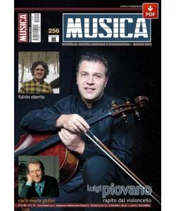 MUSICA n. 256 - Maggio 2014 (PDF)