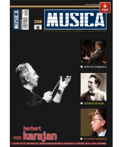 MUSICA n. 258 - Luglio-Agosto 2014 (PDF)
