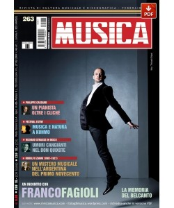 MUSICA n. 263 - Febbraio 2015 (PDF)