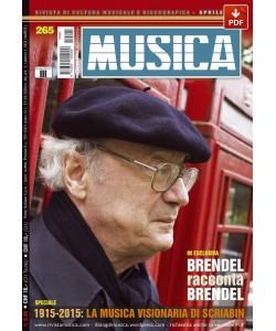 MUSICA n. 265 - Aprile 2015 (PDF)