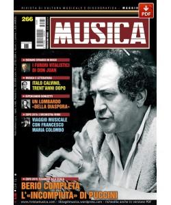 MUSICA n. 266 - Maggio 2015 (PDF)