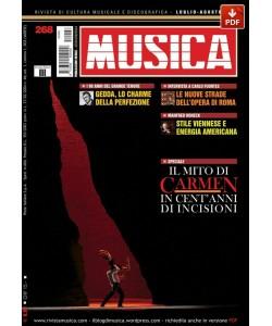 MUSICA n. 268 - Luglio-Agosto 2015 (PDF)