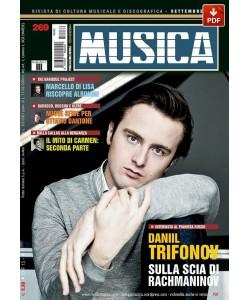 MUSICA n. 269 - Settembre 2015 (PDF)