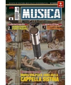 MUSICA n. 270 - Ottobre 2015 (PDF)
