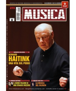 MUSICA n. 272 - Dicembre 2015-Gennaio 2016 (PDF)