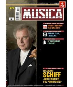 MUSICA n. 273 - Febbraio 2016 (PDF)