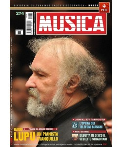 MUSICA n. 274 - Marzo 2016 (PDF)