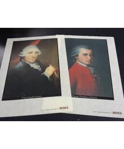 Le stampe di MUSICA - Compositori